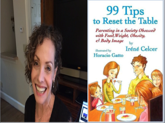99 tips to reset the table and irene celcer