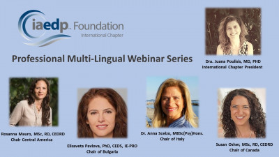 2018 WEBINAR International Chapter