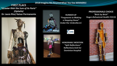 2018 Imagine Me Winners