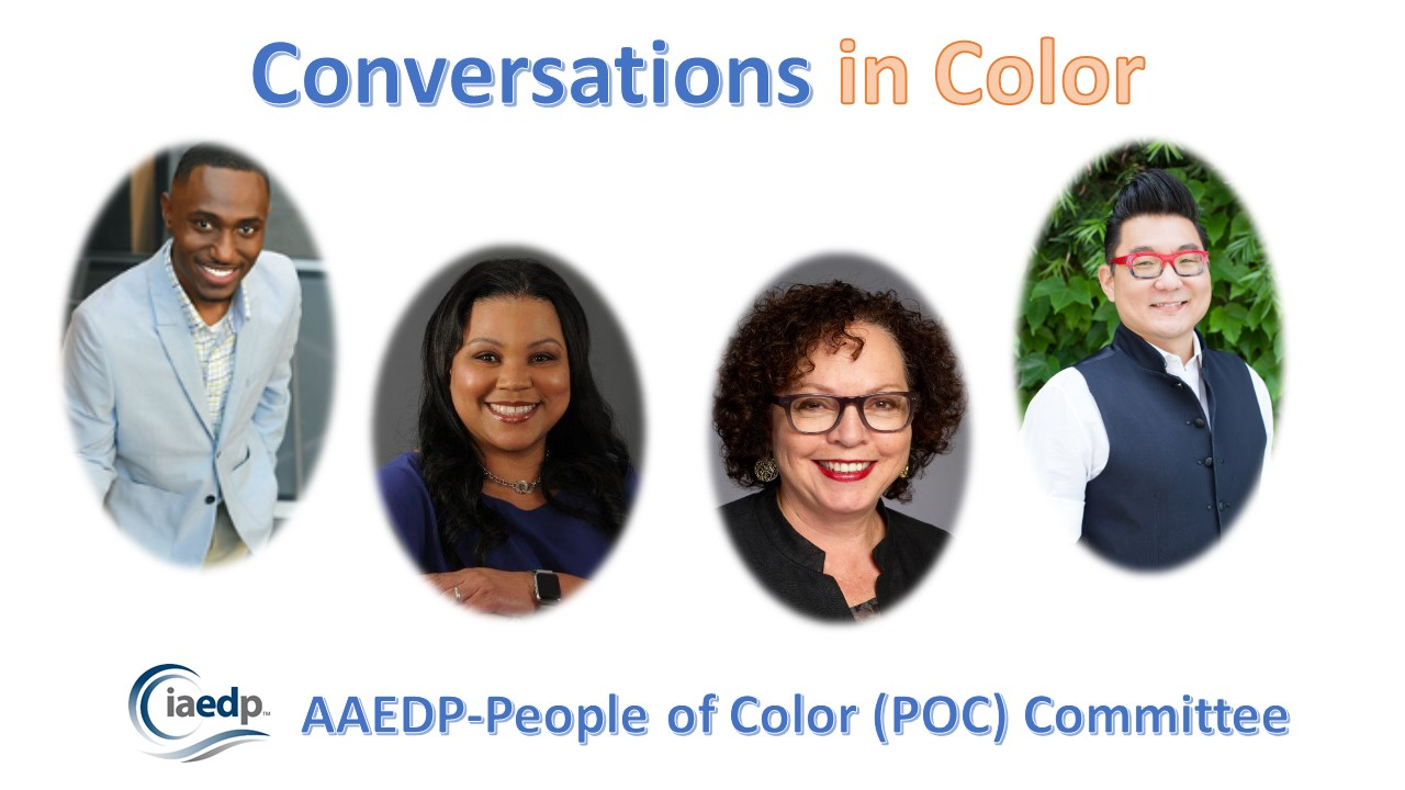 CONVERSATIONS IN COLOR POC BLOG