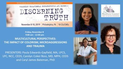 Renfrew Nov Conference Paula Carolyn