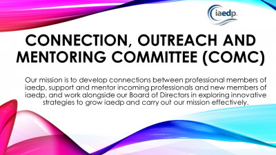 CONNECTION, OUTREACH AND MENTORING Committee (COMC)