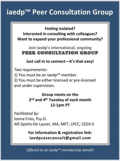 Peer Consultation