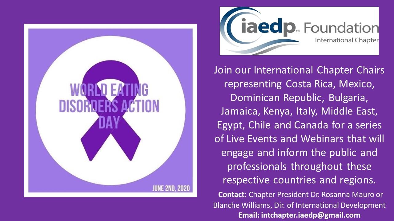2020 International Chapter WEDOACT