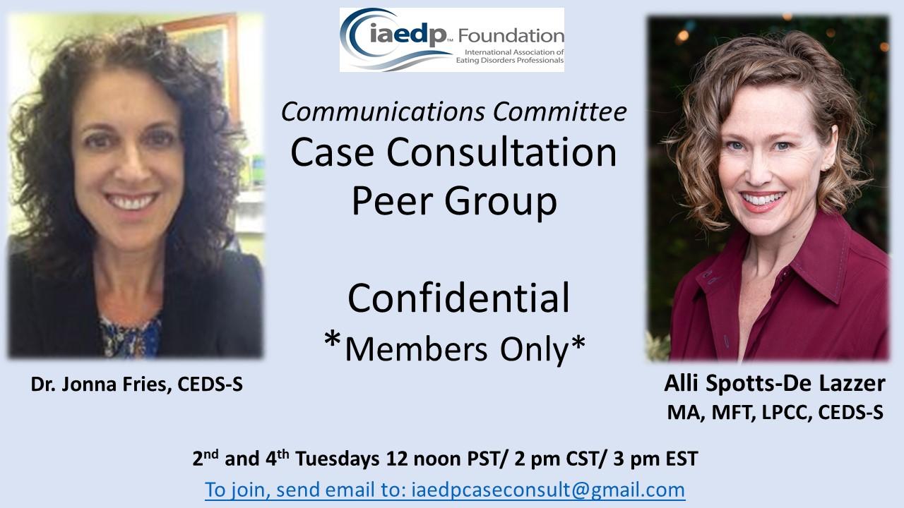 Case Consultation Jonna Alli