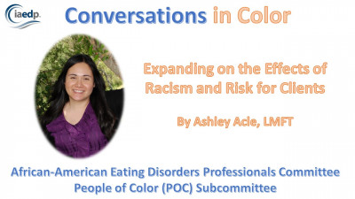 Ashley June 2020 CONVERSATIONS IN COLOR POC BLOG