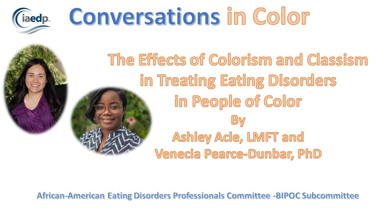 Ashley Venecia July 2020 CONVERSATIONS IN COLOR POC BLOG