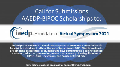 AAEDP-BIPOC Submission 2021 Graphic
