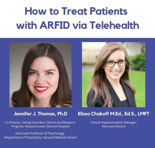 Delivering ARFID Treatment Via Telehealth