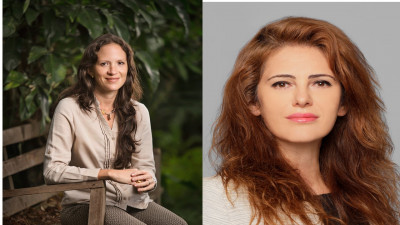Rosanna and Elisaveta International Board 2021