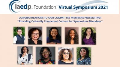 Symposium Presenters 2021 AAEDP BIPOC