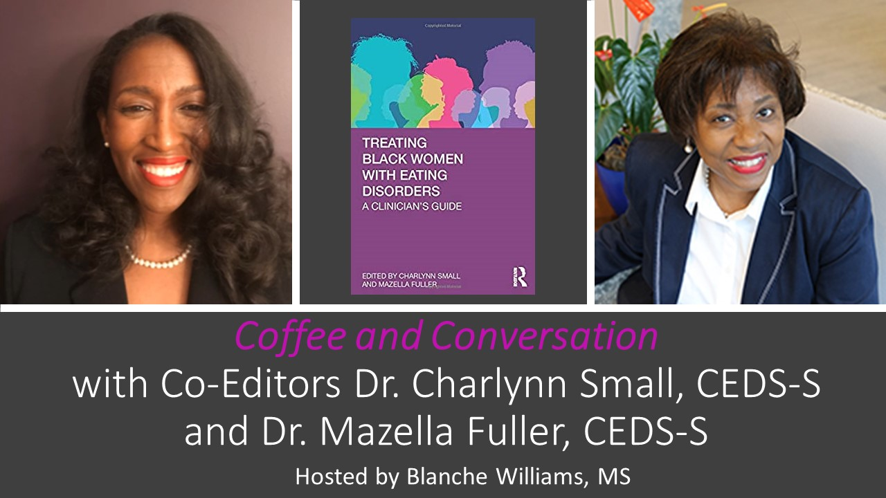 Coffee and Conversation Charlynn and Mazella