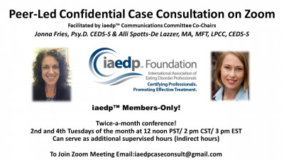 Peer-Led Case Consultation